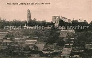 Limburg Bad Dürkheim : ak ansichtskarte duerkheim bad klosterruine limburg ~ Watch28wear.com Haus und Dekorationen