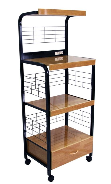 kitchen shelves target selecting your favorite microwave cart design homesfeed