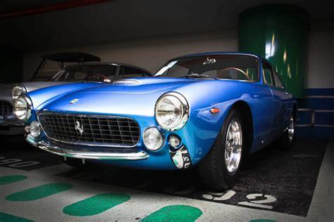 Shot Of The Day. Ferrari 250 GT Lusso - crankandpiston.com