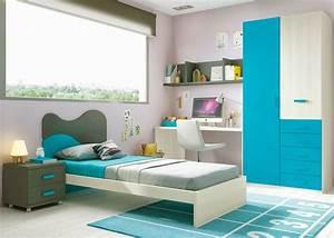 Lit Maison Enfant : chambre enfant avec lit 1 personne fun et moderne ~ Farleysfitness.com Idées de Décoration