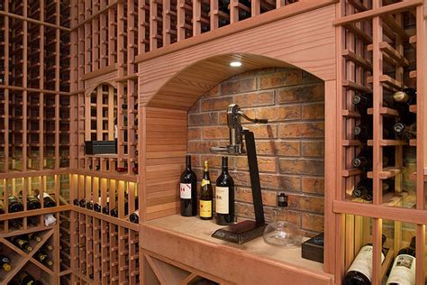 home   wine room heritage vine custom