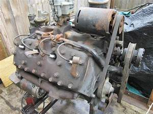 Find 46 47 48 Ford Flathead V8 Engine - Runs