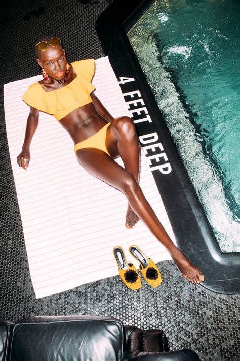 model grace bol   summer style  beauty essentials