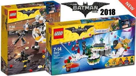 Lego Set by All Lego Batman 2018 Sets Pictures
