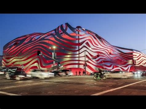 Los Angeles Automobile Museum by The Cool Petersen Automotive Museum Los Angeles