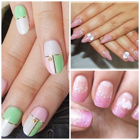 ongle gel deco nail modeles ongles