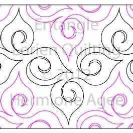 Entangle | Lorien Quilting | Digitized Quilting Designs