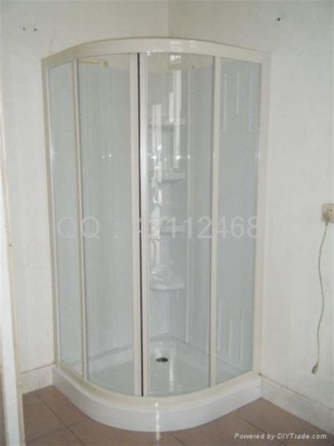 cheap shower doors cheap shower door pf202 pvc framed shower enclosure
