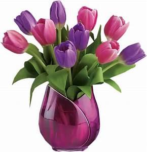Pot De Fleur Transparent : vases a fleurs ~ Teatrodelosmanantiales.com Idées de Décoration