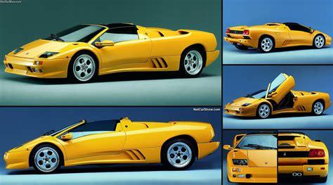 1996 Lamborghini Diablo Sv Idea Di Immagine Auto