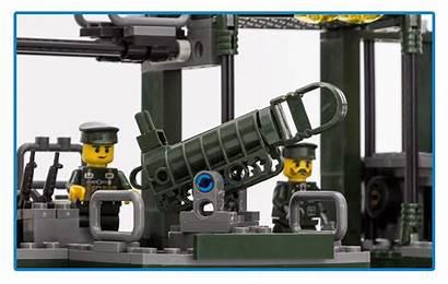 Base Lego Army 1001