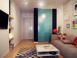 The Chic Apartment Decorating Idea in Pop Art Style ...