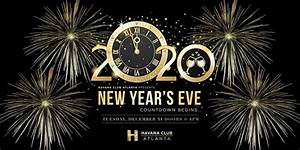New Years Eve 2020 at Havana - Tuesday, Dec 31 - Guestlist ...