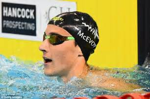 swimming champ cameron mcevoy claims  australian