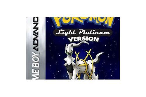 pokemon light platinum rom link para baixar android