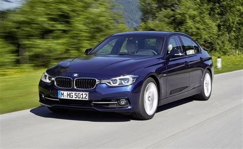 Bmw 330i Launched In India; Prices Start From Rs. 42.4
