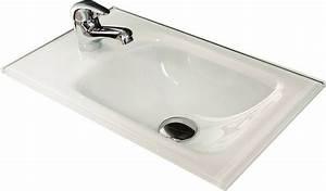 Waschbecken Für Gäste Wc : fackelmann glas waschbecken g ste wc breite 45 cm f r g ste wc online kaufen otto ~ Frokenaadalensverden.com Haus und Dekorationen