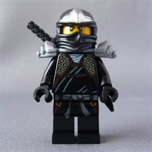 LEGO Ninjago Black Ninja Cole