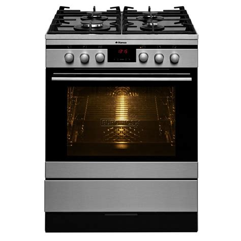gas cooker with electric oven hansa fcmi68064055
