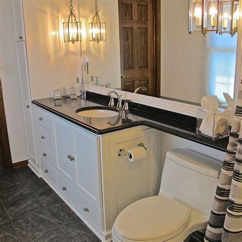 double vanity with linen cabinet bathroom vanity with linen cabinet including double