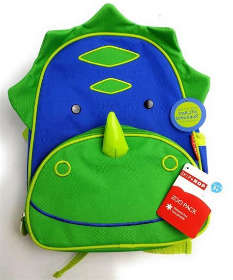 skip hop kids backpack school bag holder book toddler