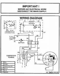 Wiring Diagram For Beko Fridge Zer