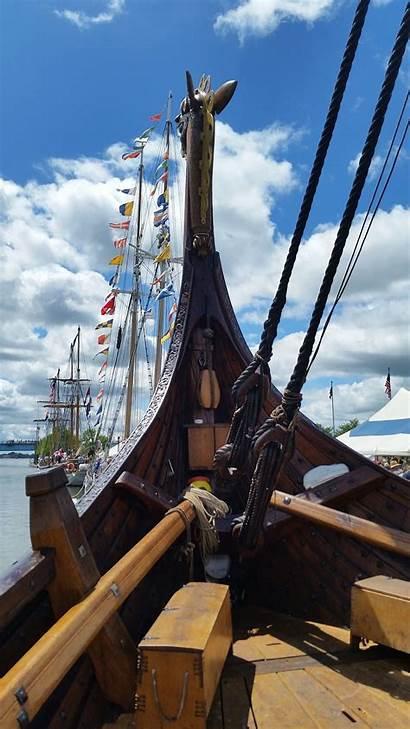 Viking Longship Ship Sea Vikingschip Fries Museum