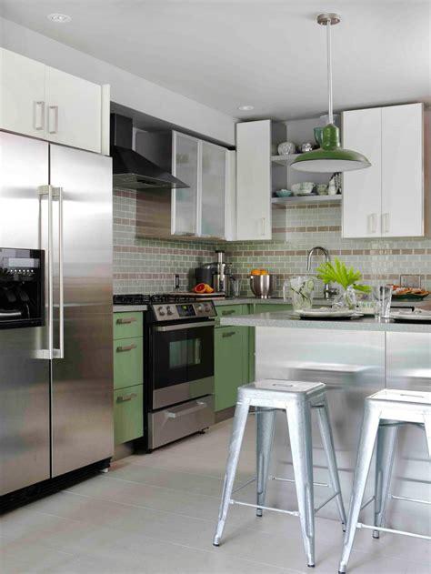 hgtv kitchen backsplashes 11 creative subway tile backsplash ideas hgtv 1617