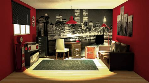 chambre york fille décoration chambre ado fille york