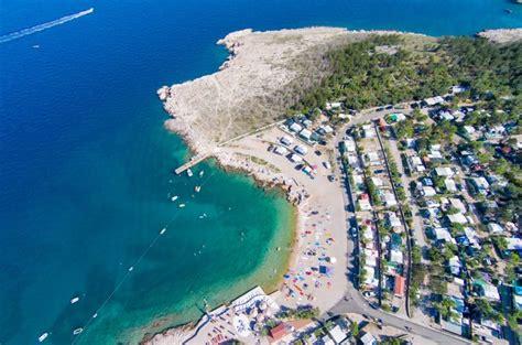 Kamp Tiha Šilo na otoku Krku - Malin Krk