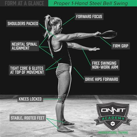 bell kettlebell swing swings form onnit steel hand glance academy workout exercise training exercises club workouts body ropes battle kettle