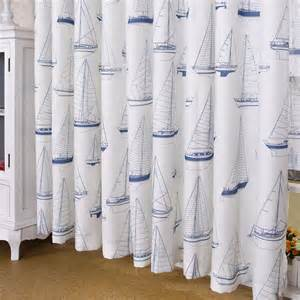 Valances For Bedroom by 10 Nautical Curtains That Bring In Fresh Ocean Breeze