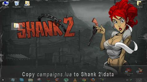 shank  unlock  characters  campaign mode youtube
