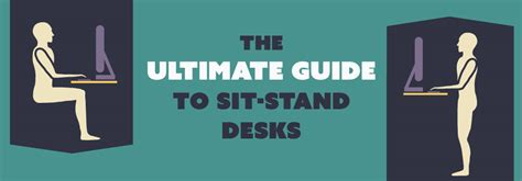 benefits of sit stand desk how to live longer a guide to sit stand desks