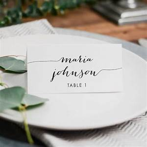 printed wedding place card o 35x2 folded escort card With pictures of wedding place cards