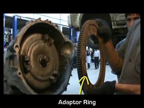 How Torque Converter Automatic Transmission Rebuild