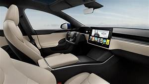 Tesla truly transforms the Model S interior and the definition of in-car entertainment - Tesla ...