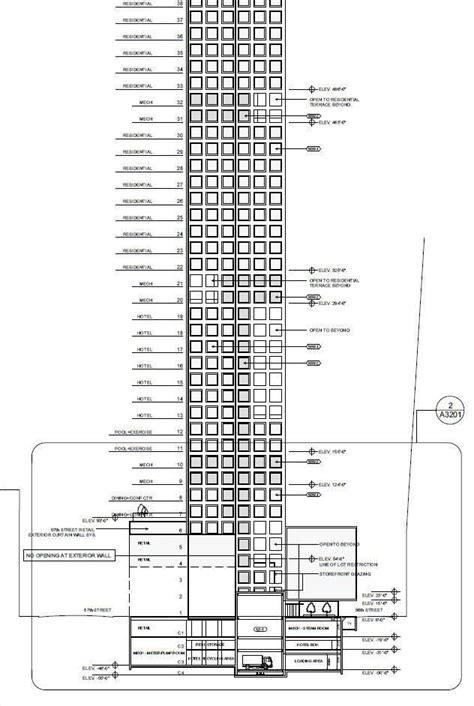 park avenue floor plans  december construction