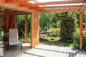 Holz Pergola Freistehend : der sommergarten verl ngert die zeit im freien sommer wintergarten ~ Sanjose-hotels-ca.com Haus und Dekorationen