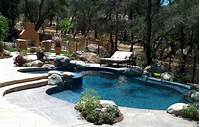 great patio with pool design ideas Best Backyard Swimming Pools | Marceladick.com