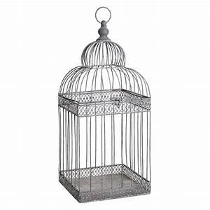 Cage Oiseau Deco : cage oiseau fer forge deco visuel 3 ~ Teatrodelosmanantiales.com Idées de Décoration