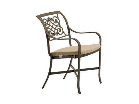 tropitone palladian x back dining chair replacement