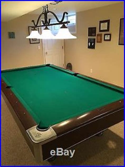 pool tables with ball return for sale brunswick 9 foot centurion pool table billiards tables
