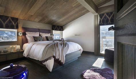 chambre chalet luxe location chalet mont blanc des vacances de rêve