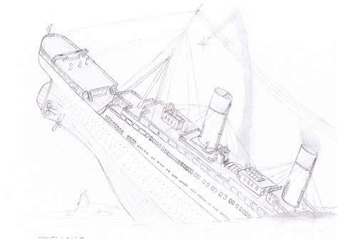 Dessin à Imprimer Bateau Titanic by Dessin Un Bateau Titanic