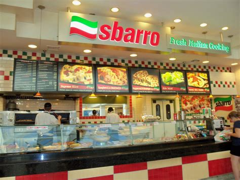 Why Is Sbarro in Trouble Again?