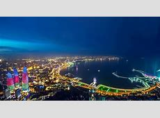 Biggest Cities In Azerbaijan WorldAtlascom