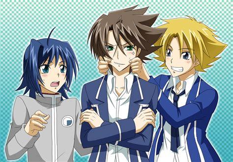 anime cardfight vanguard fonds d ecran cardfight vanguard homme anime