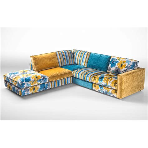 canapé patchwork convertible chaise lounge johnmilisenda com