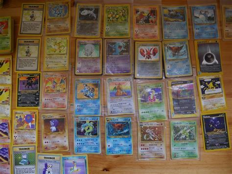 This is where it all began! Rare Pokemon Cards - Prices negotiable - Updated Post Saanich, Victoria